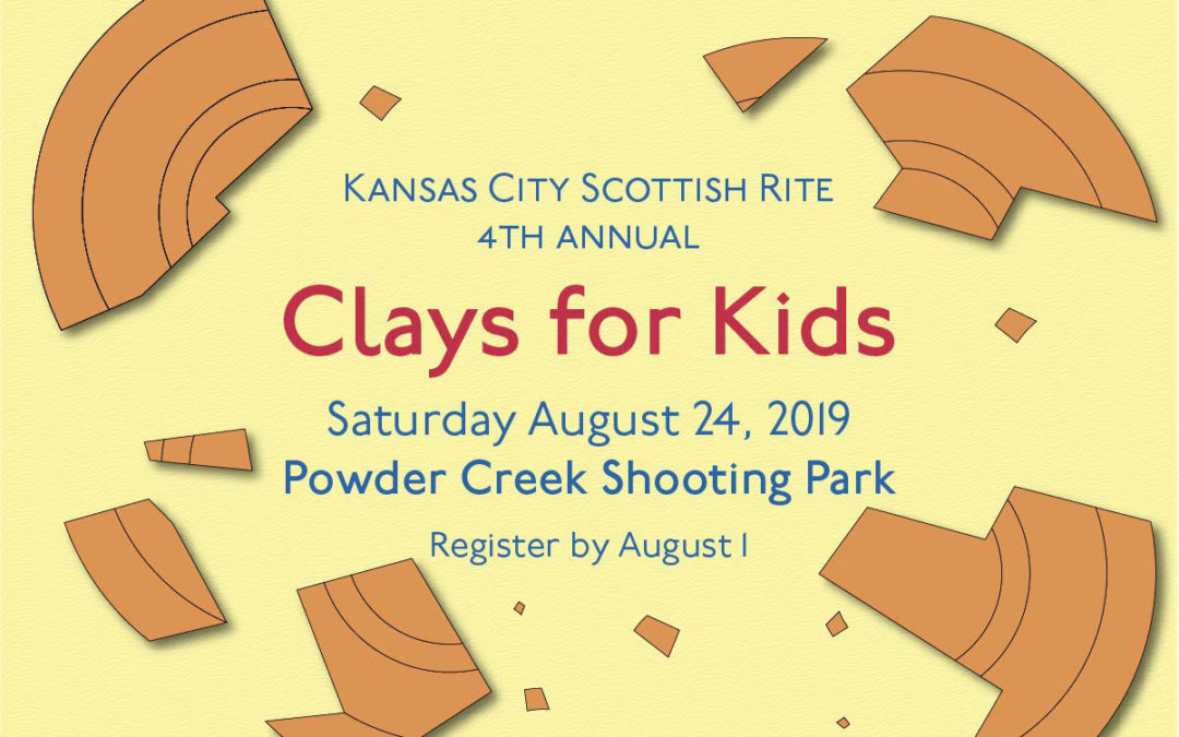 Register now for Clays for Kids