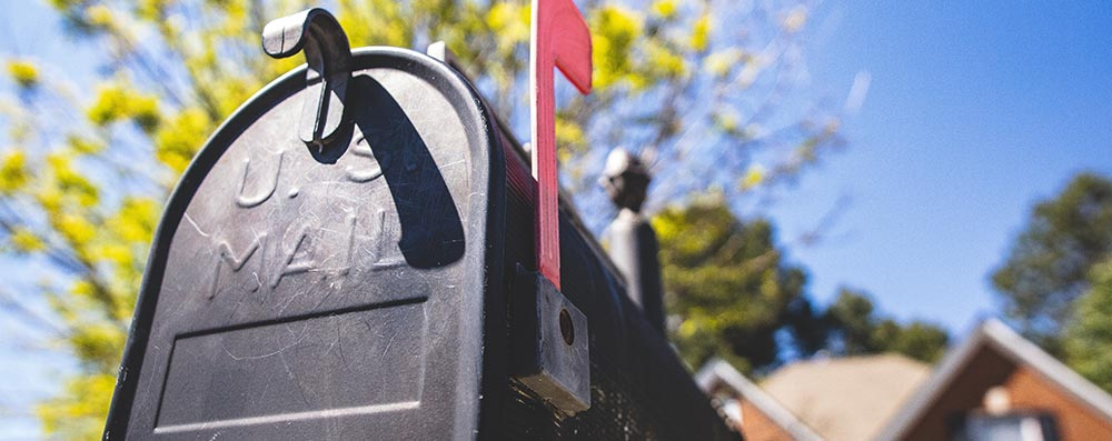 Do direct mail right with the right mailing list